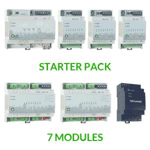 Starter pack 7 modules
