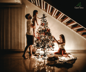 OpenMotics Christmas